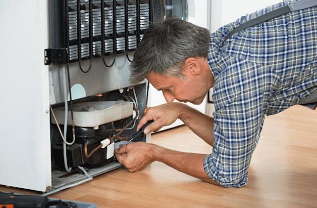 repairing a refrigerator in waukesha